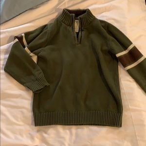 Children's place pullover sweater boys small